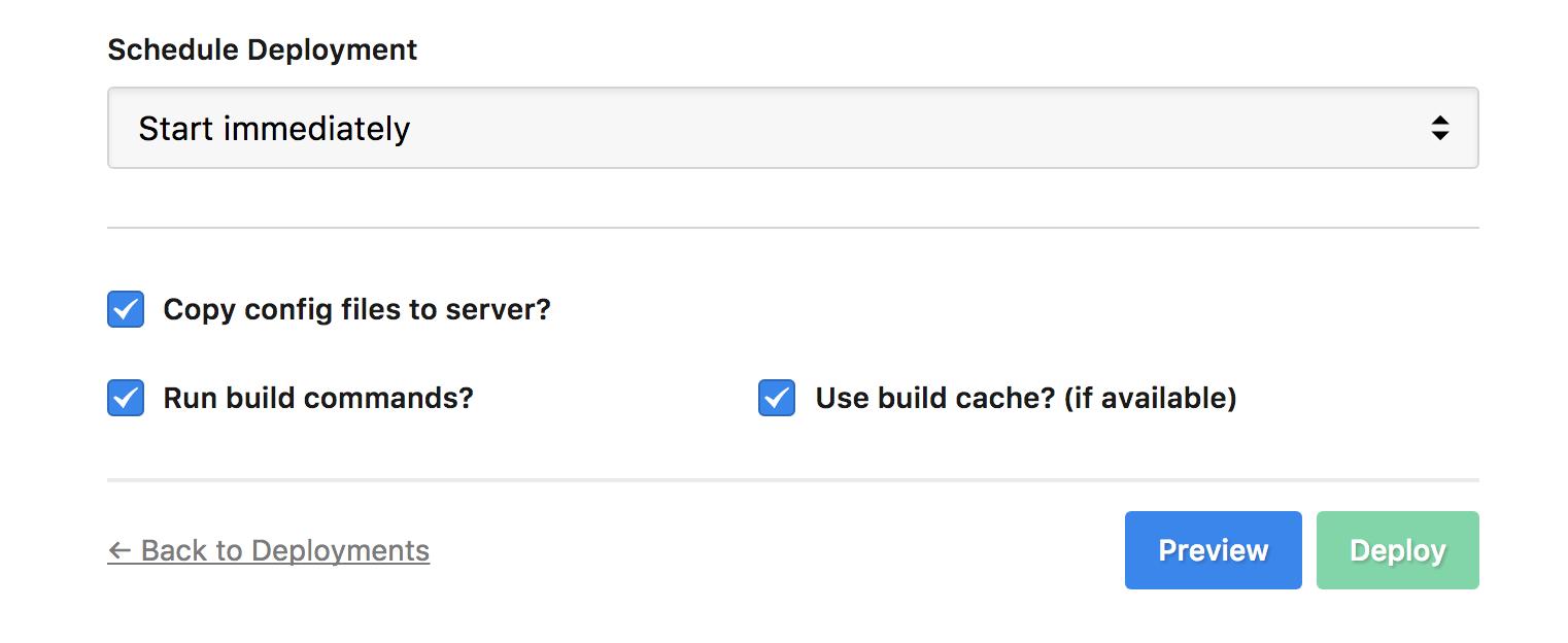 Use build cache