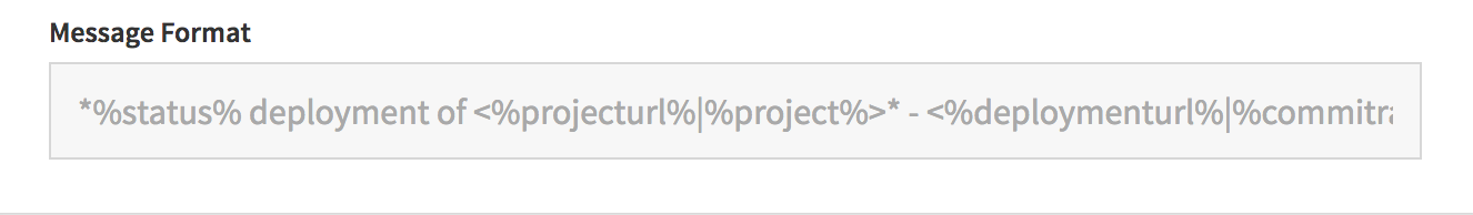 Configuring Slack